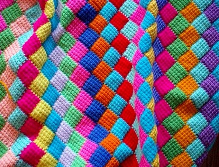 вязание в стиле пэчворк спицами схемы лоскутное вязание видео