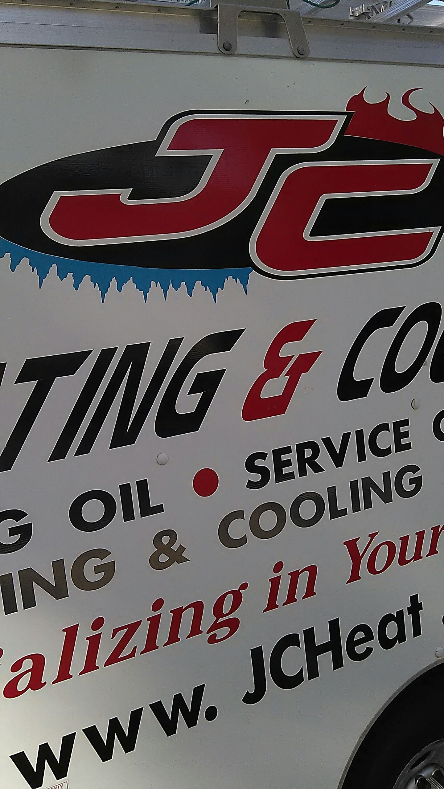 Jc Heating Cooling Job Location Near Hatboro Rd Richboro Pa