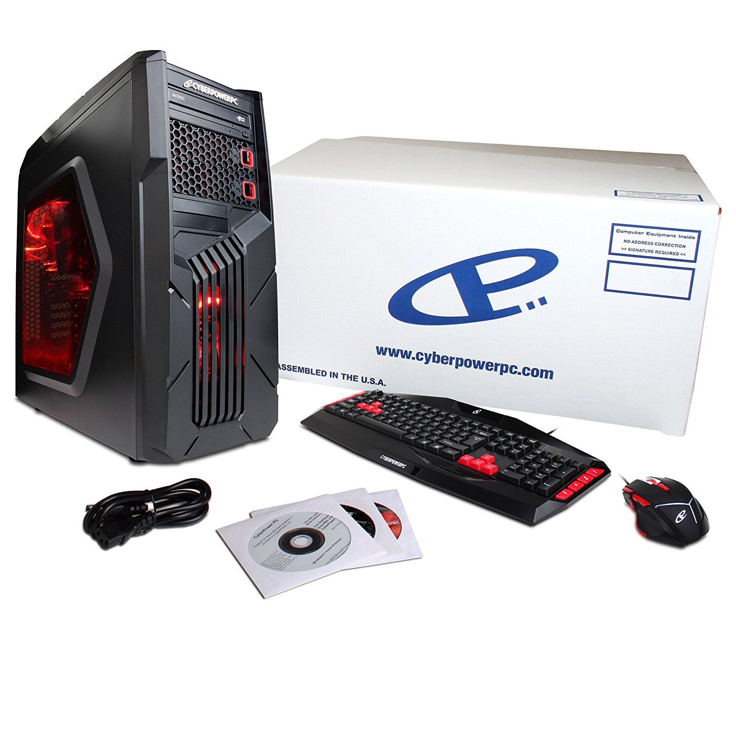 CyberpowerPC Gamer Ultra GUA3400A Gaming