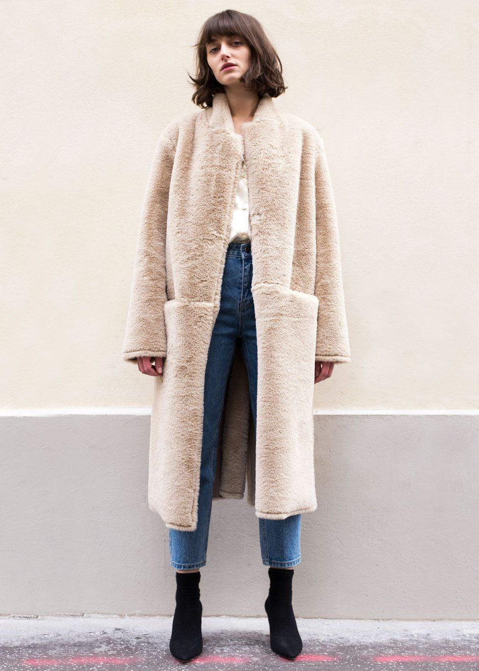 Women Outfits with Shearling Coats-19 Ways to Wear Stylishly Women Outfits with Shearling Coats-19 Ways to Wear Stylishly new pictures