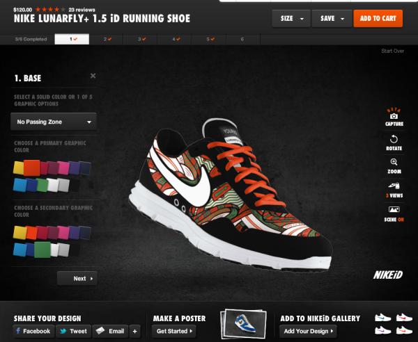 Website Design   Nike id, Nike, Running