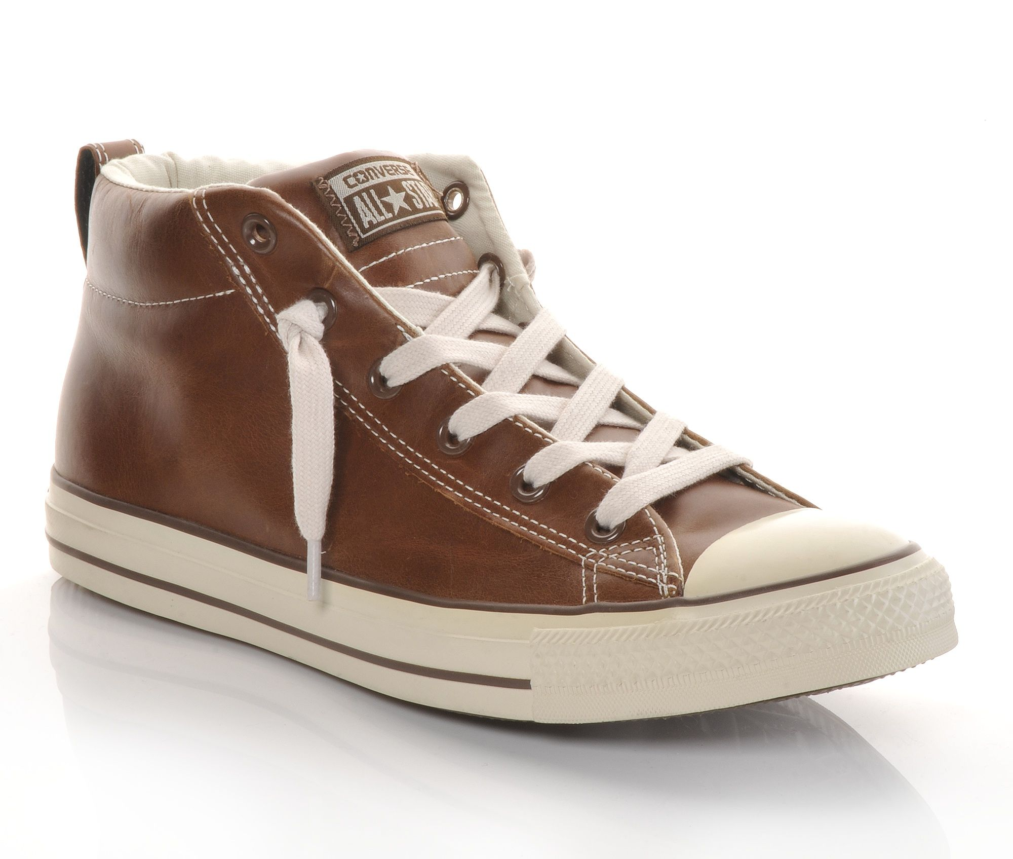 Converse men, Leather converse, Leather