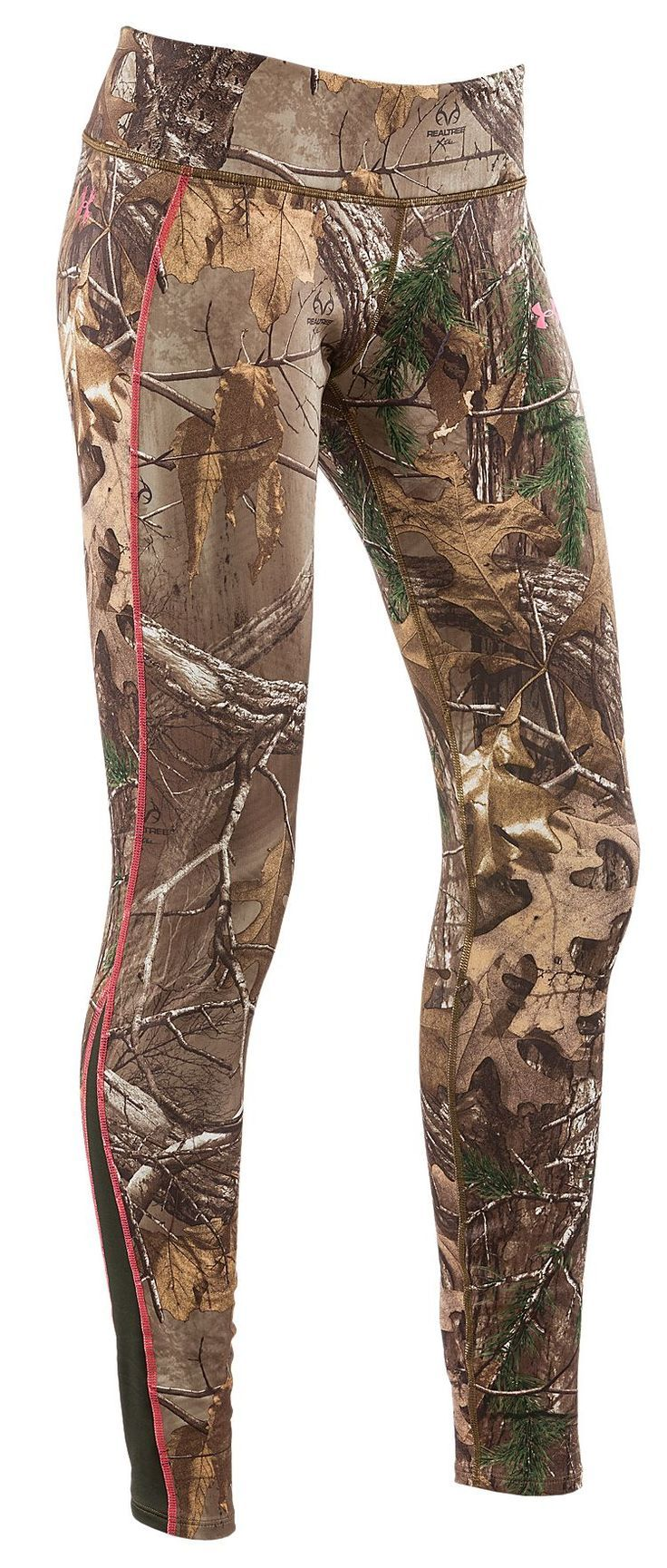 84406d5a2eea The best Under Armour ColdGear Infrared Scent Control EVO Hunting Leggings  for Ladies