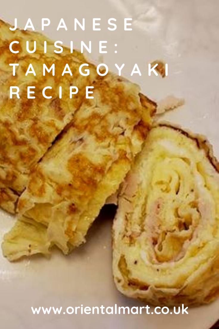 Tamagoyaki Recipe Tamagoyaki Recipe Food Recipes Food