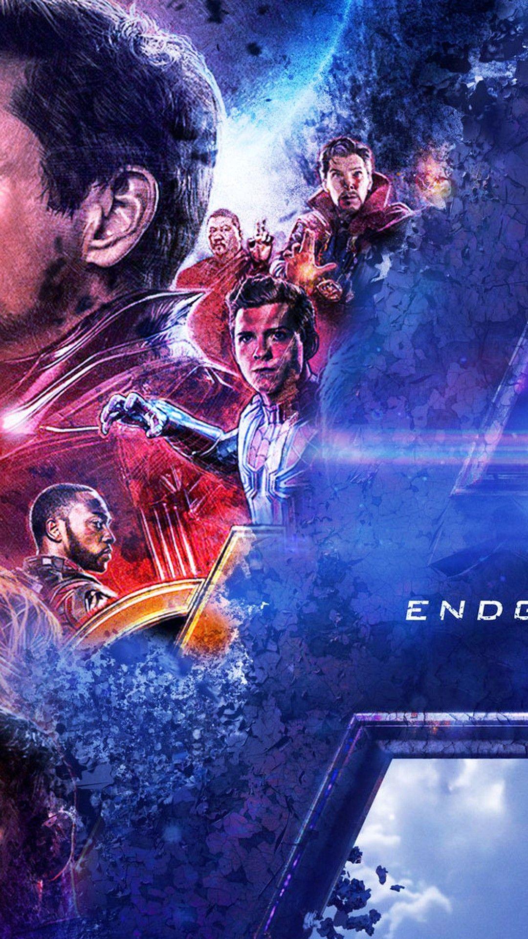 Lovely Avengers Endgame Hd Wallpaper For Mobile Play