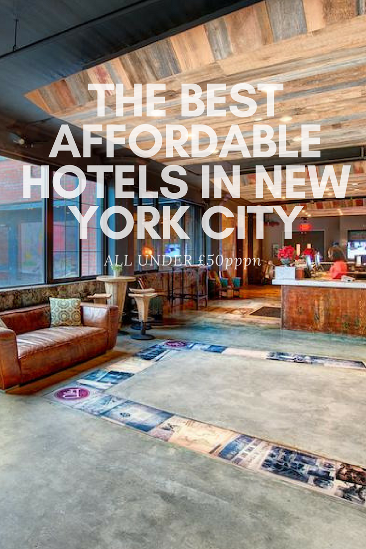 Need A And Budget Friendly Hotel In New York City Manhattan Check Out These