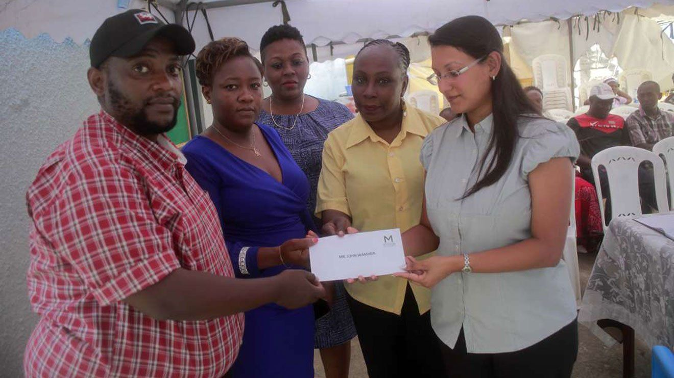 Ferry Tragedy Victims Family Receive Money From Kfs And Insurance