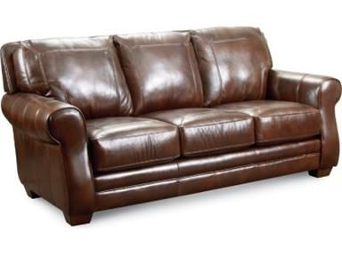 Shop For Lane Home Furnishings Lane All Leather Sofa 548 30 And