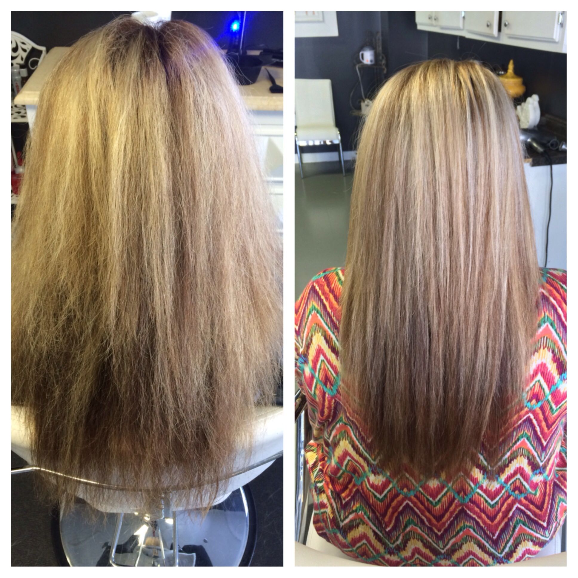 Agave Smoothing Treatment! Reduces Frizz & Makes Hair More