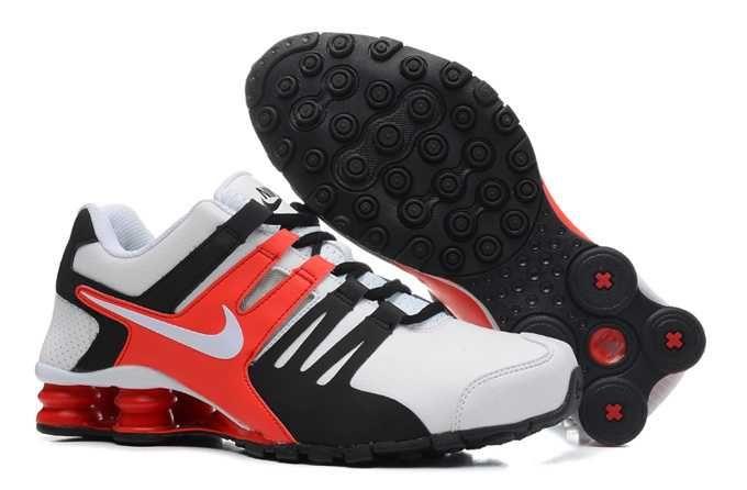 on sale 6856d 5fb19 1683   Nike Shox Current Herr Svart Röd Vit SE519146olcFi
