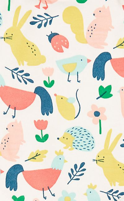 print & pattern: KIDS DESIGN - marks & spencer #surfacepatterndesign