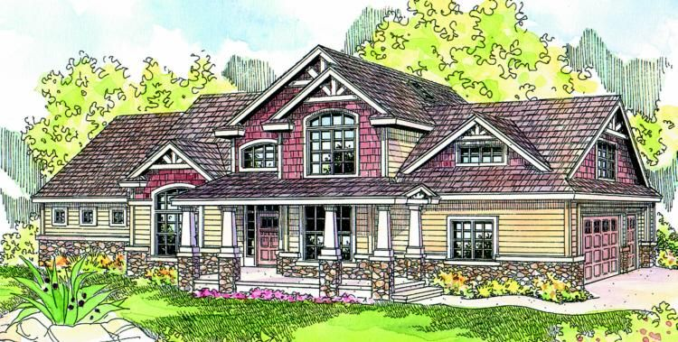 House Plan 035-00294 - Country Plan: 2,674 Square Feet, 4 Bedrooms on general home designs, rustic home designs, vernacular home designs, bungalow home designs, carriage house home designs, stone home designs, traditional home designs, modern home designs, mission home designs, farmhouse home designs, wright home designs, mediterranean home designs, century home designs, artisan home designs, three story home designs, four square home designs, territorial home designs, linear home designs, small home designs, art deco home designs,
