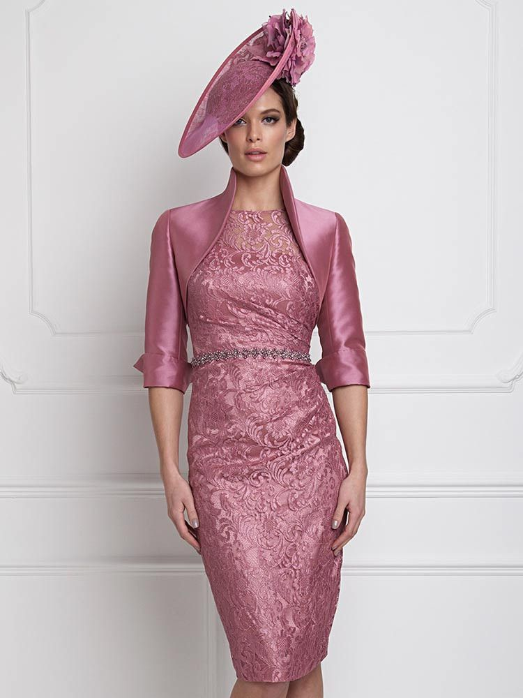 John Charles Wedding Outfit Style 25611A in Pink - £680 | Mother of ...