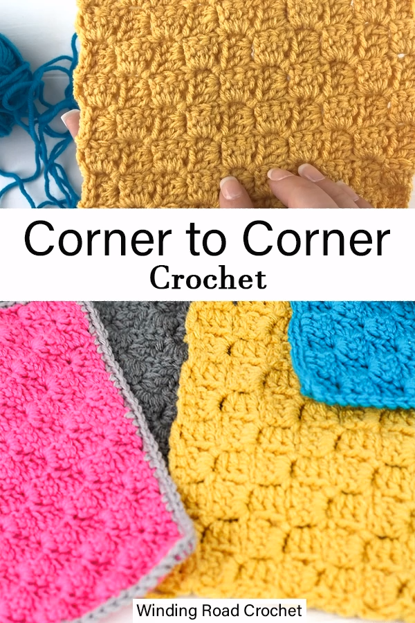 Photo of How to Corner to Corner Crochet for Beginners: Step by Step Tutorial