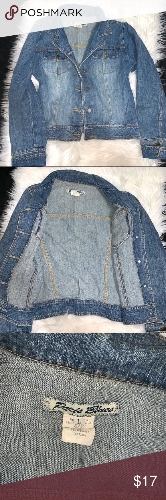 Closet Clear Out Denim Jacket Denim Jacket Blue Denim Jacket Clothes Design [ 1740 x 580 Pixel ]