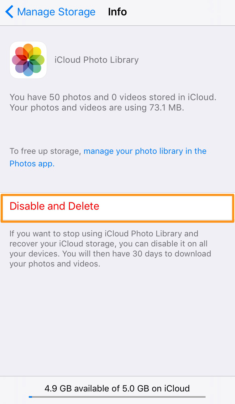 How to Delete Photos from iCloud in 5 Quick Ways Photo