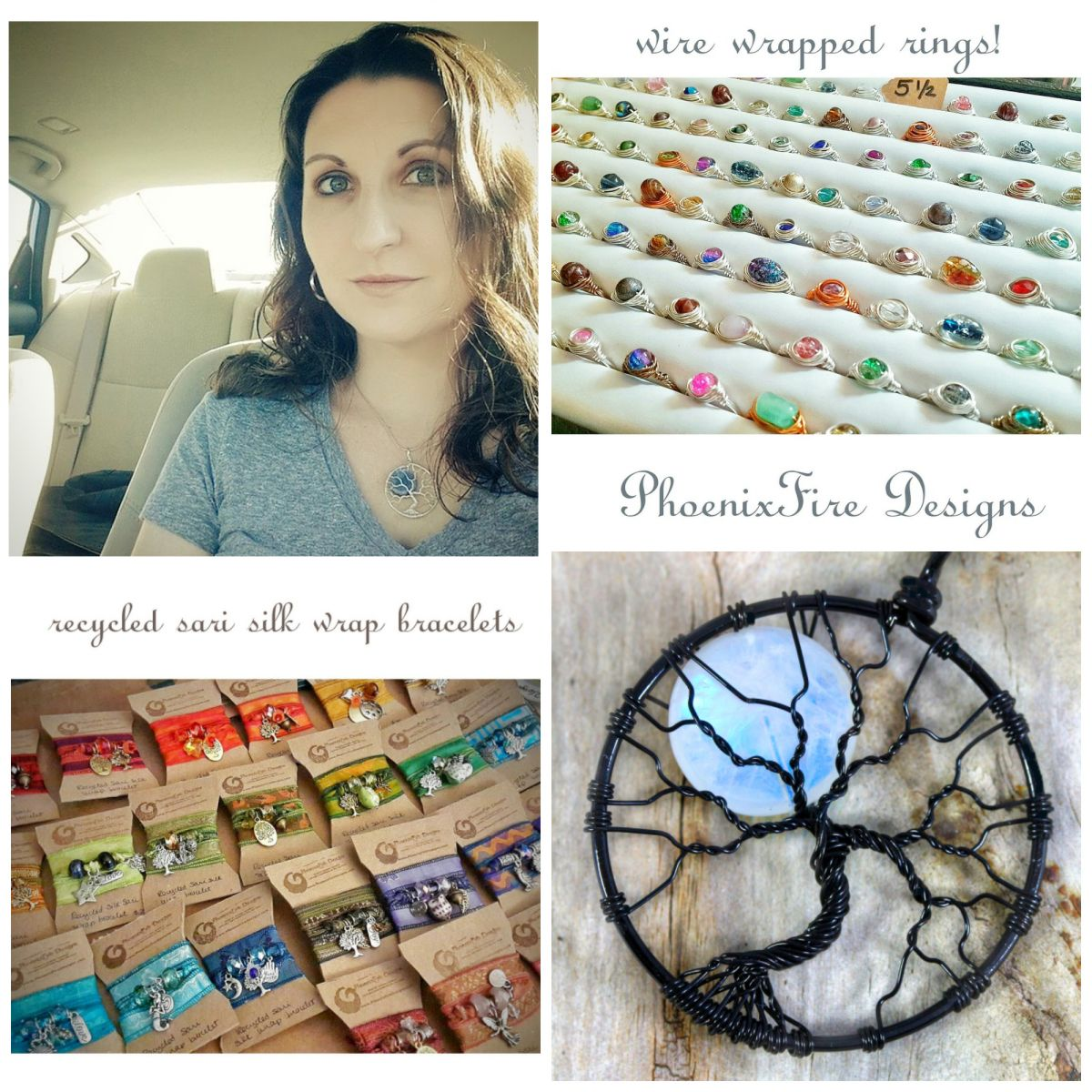 Sampling of some of the amazing handmade items by PhoenixFire ...