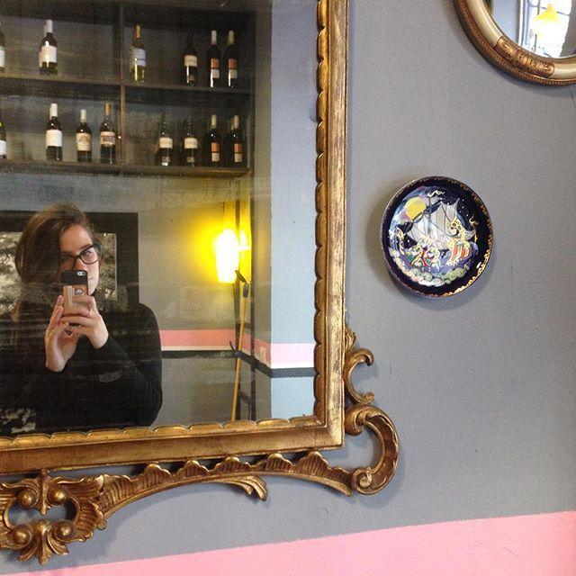 Mirror mirror on the wall... #conoscounposto #esseinmilan