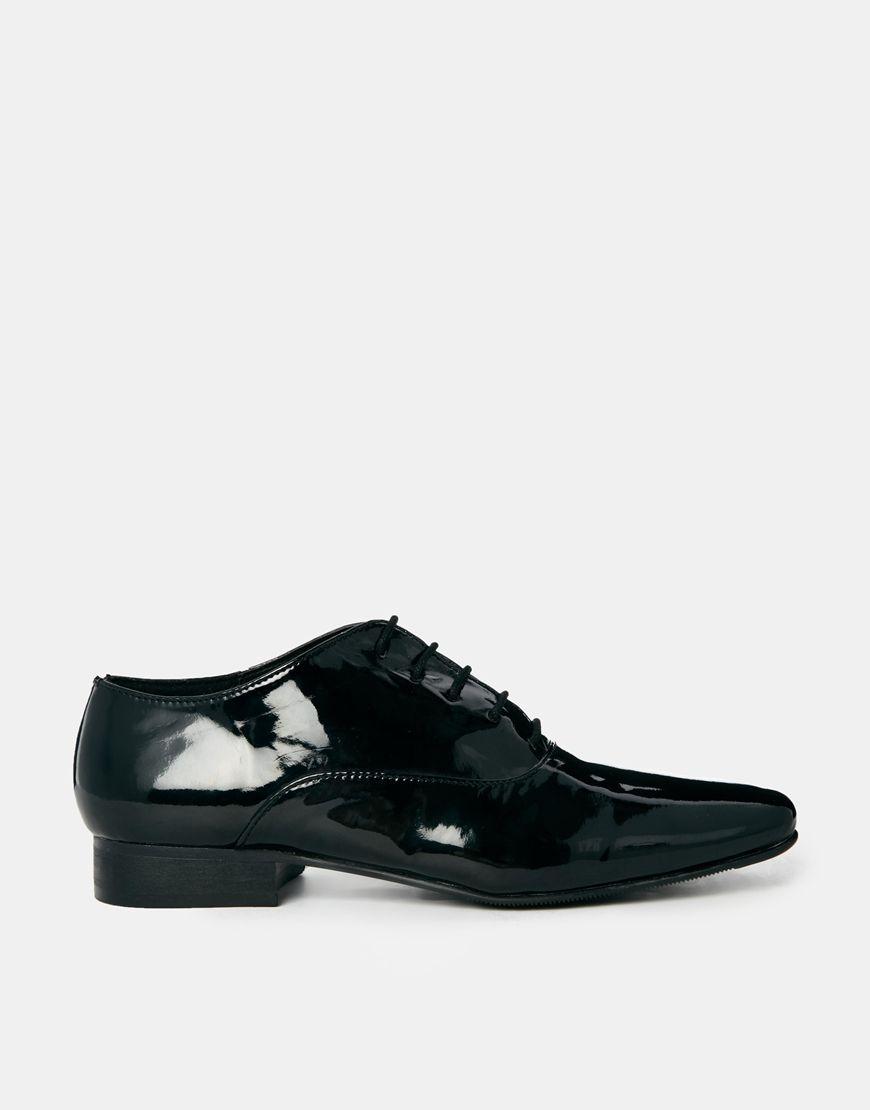 Zapatos planos con cordones de Park Lane