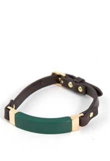 Steady Style Faux Leather Bracelet