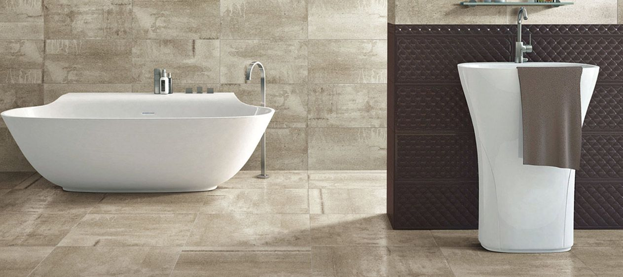Like ceramic tiles, polished porcelain tiles Perth are also ...