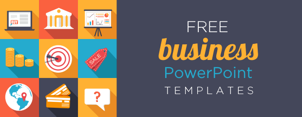 free business powerpoint templates | templte | pinterest, Modern powerpoint