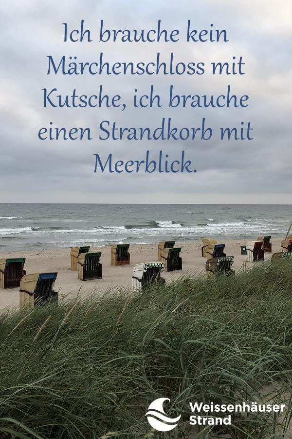 Urlaubsspruche Weissenhauser Strand Strand Spruche Ferien Zitat Strand Zitate