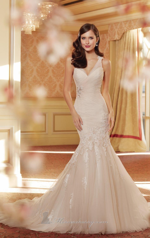 Sophia Tolli Y11418 | My wedding | Pinterest | Kleider, Kleider und ...