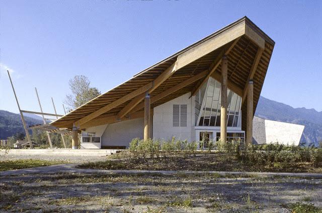 Seabird Island School / By Patkau Architects in 2020