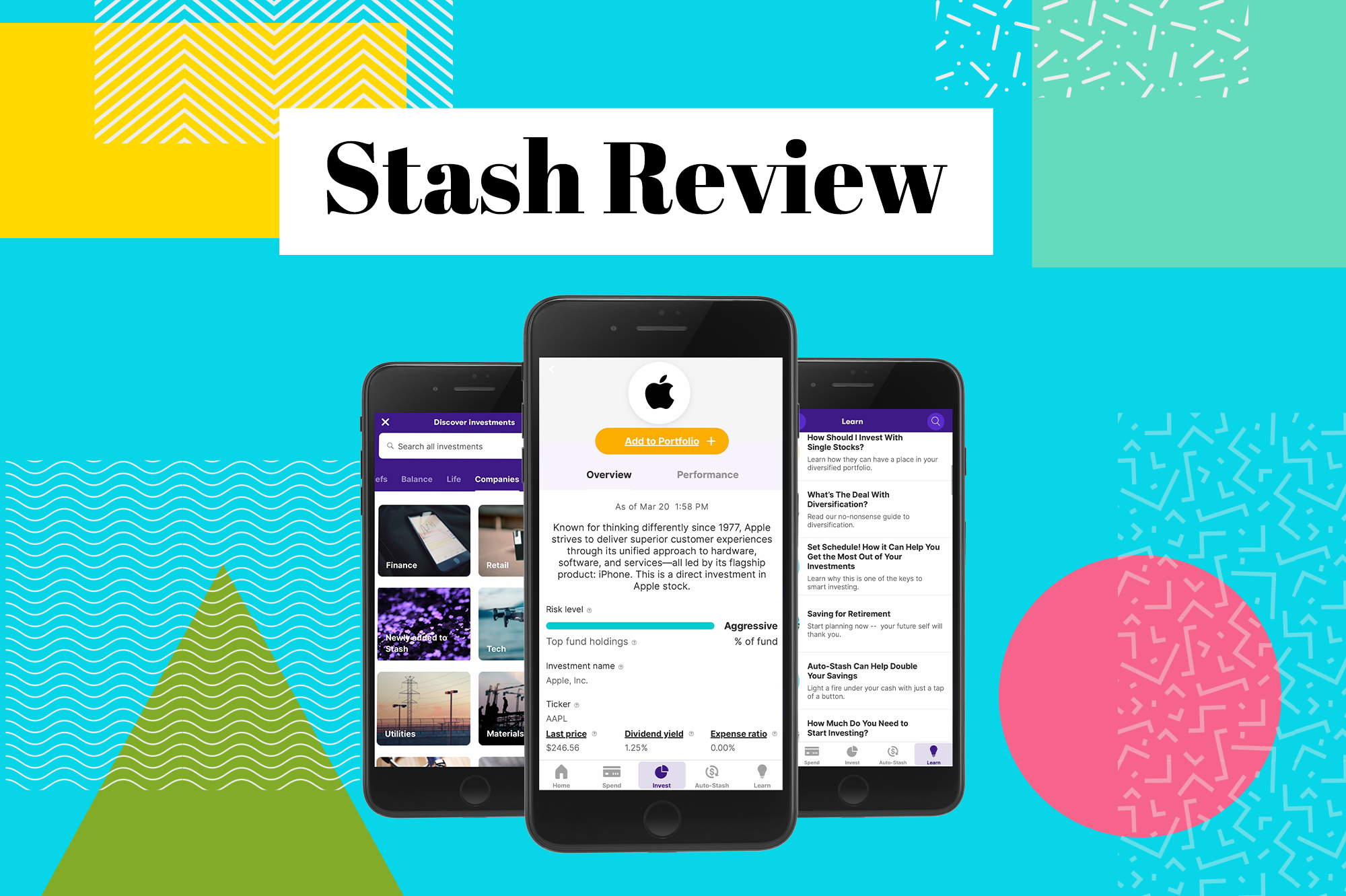 Stash Review We Tested The App That Is Simplifying