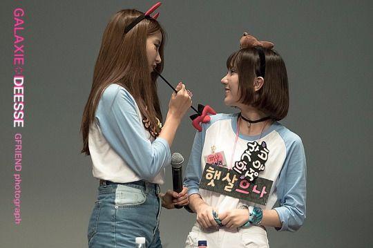 Gfriendunited Kpop Girls Canon Ship Girl