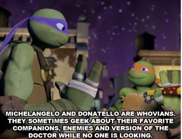 Tmnt Headcanon Tumblr Teenage Mutant Ninja Turtles
