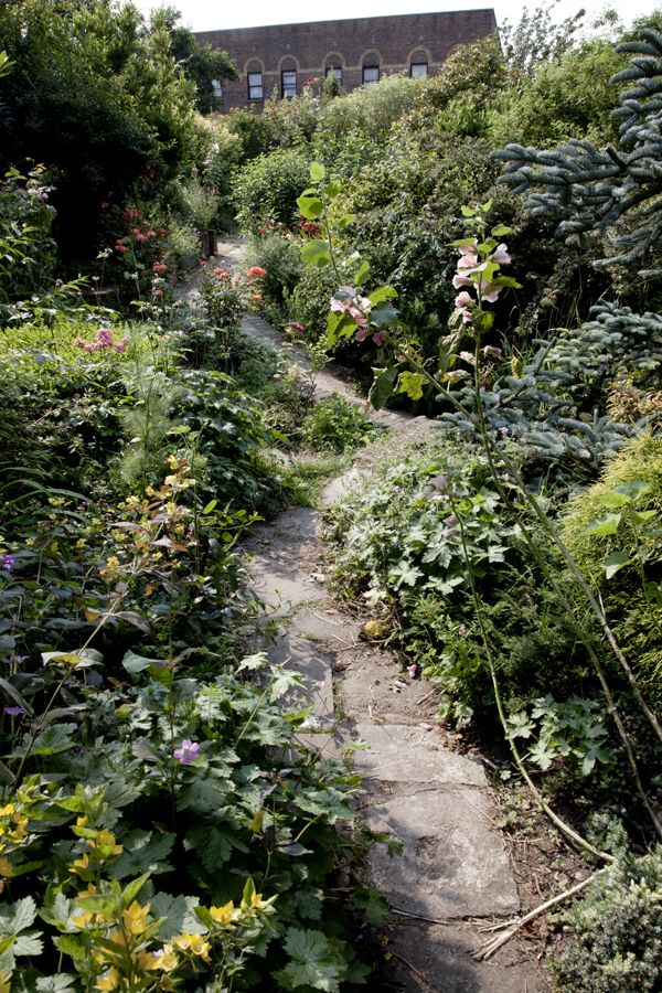 Secret Gardens Hideaways Of North London Secret Garden London Community Gardening