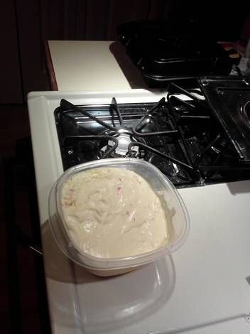 Vanilla ice cream with lactaid Recipe by Val Jean #healthyicecream