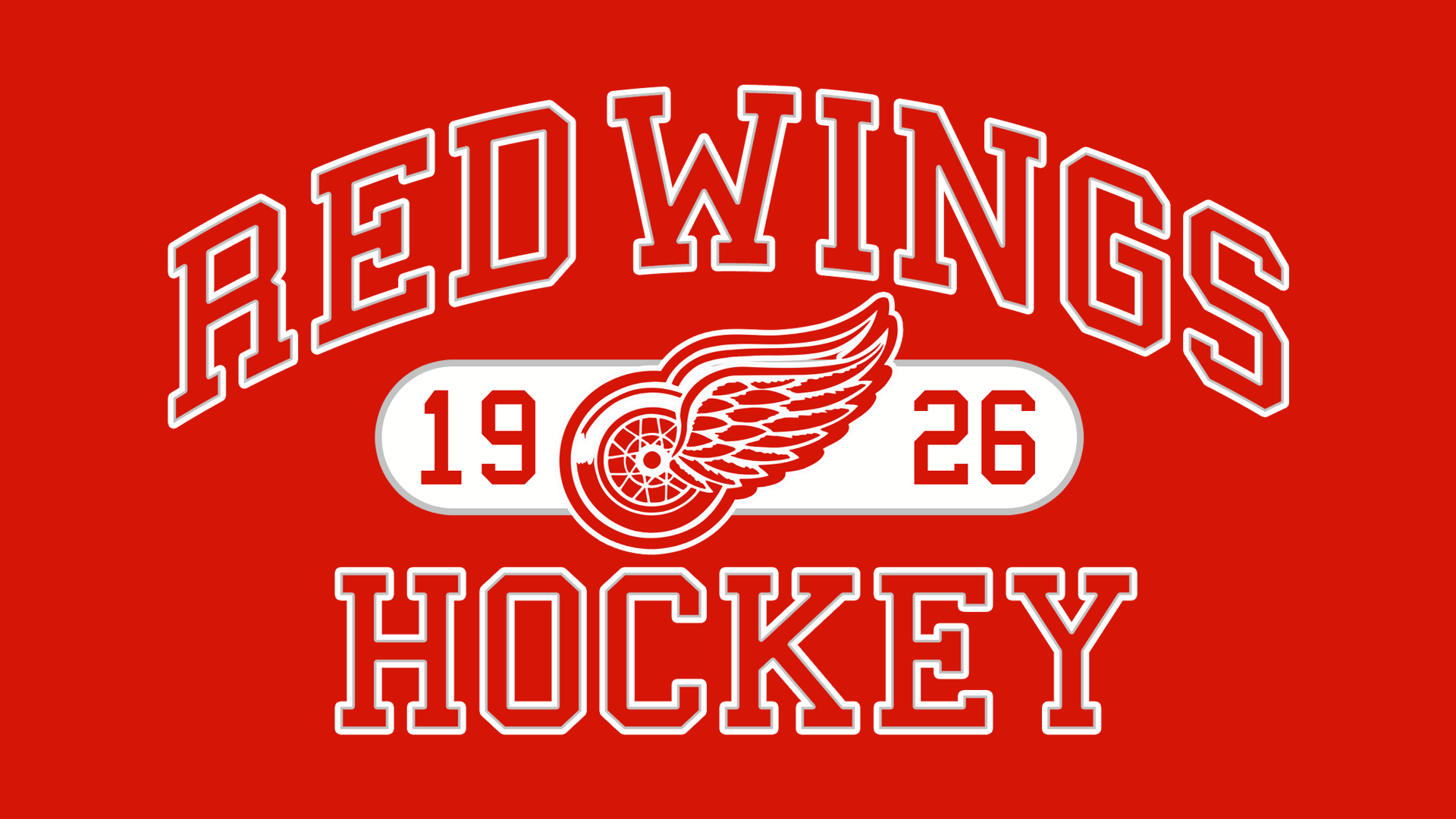 Red Wings Hockey By Bruins4life Png 1920 1080 Detroit Red Wings Red Wings Wings Wallpaper