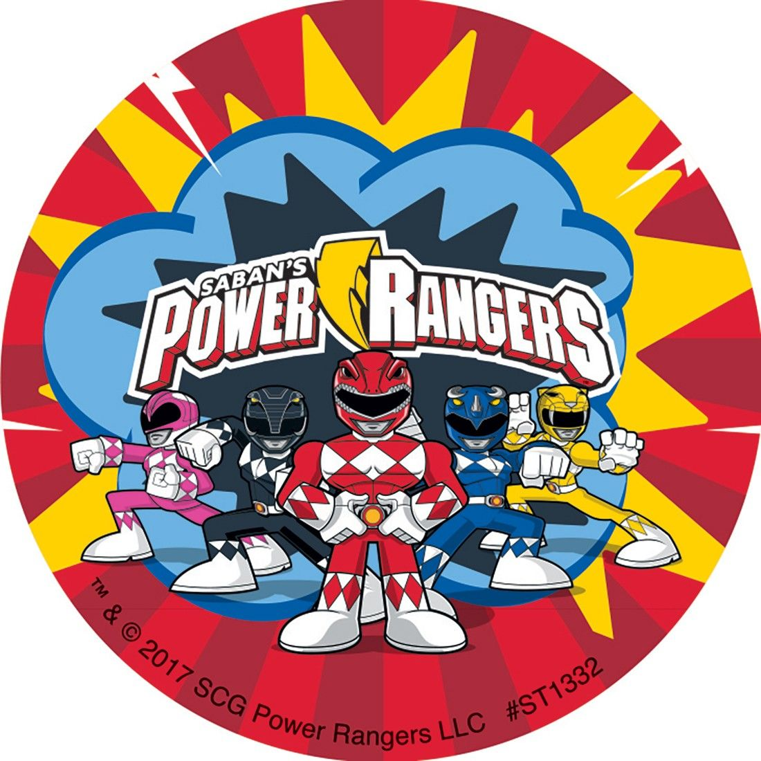It is a picture of Superb Red Power Ranger Clipart