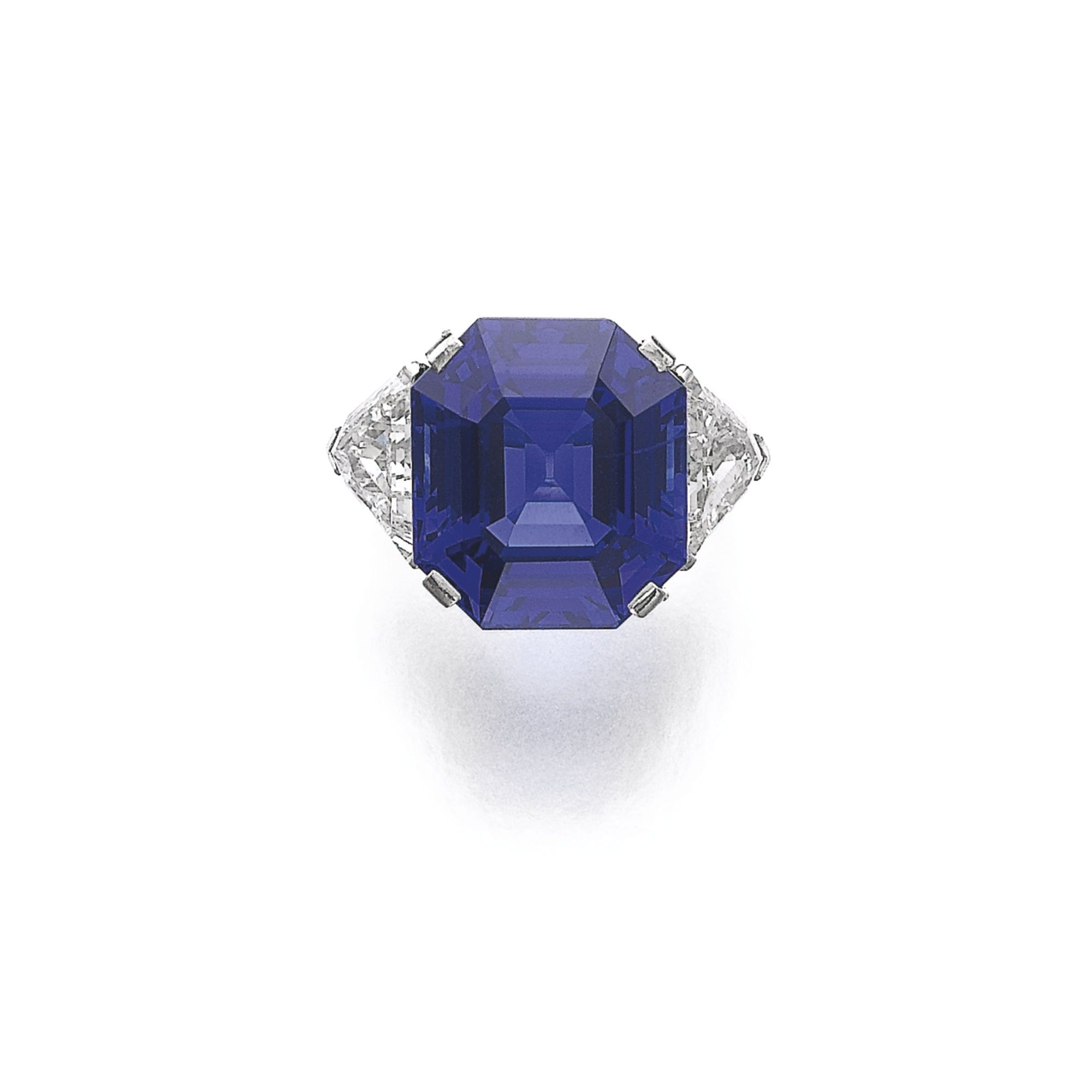sapphire and oct dainty courtville white cluster carat diamond gold