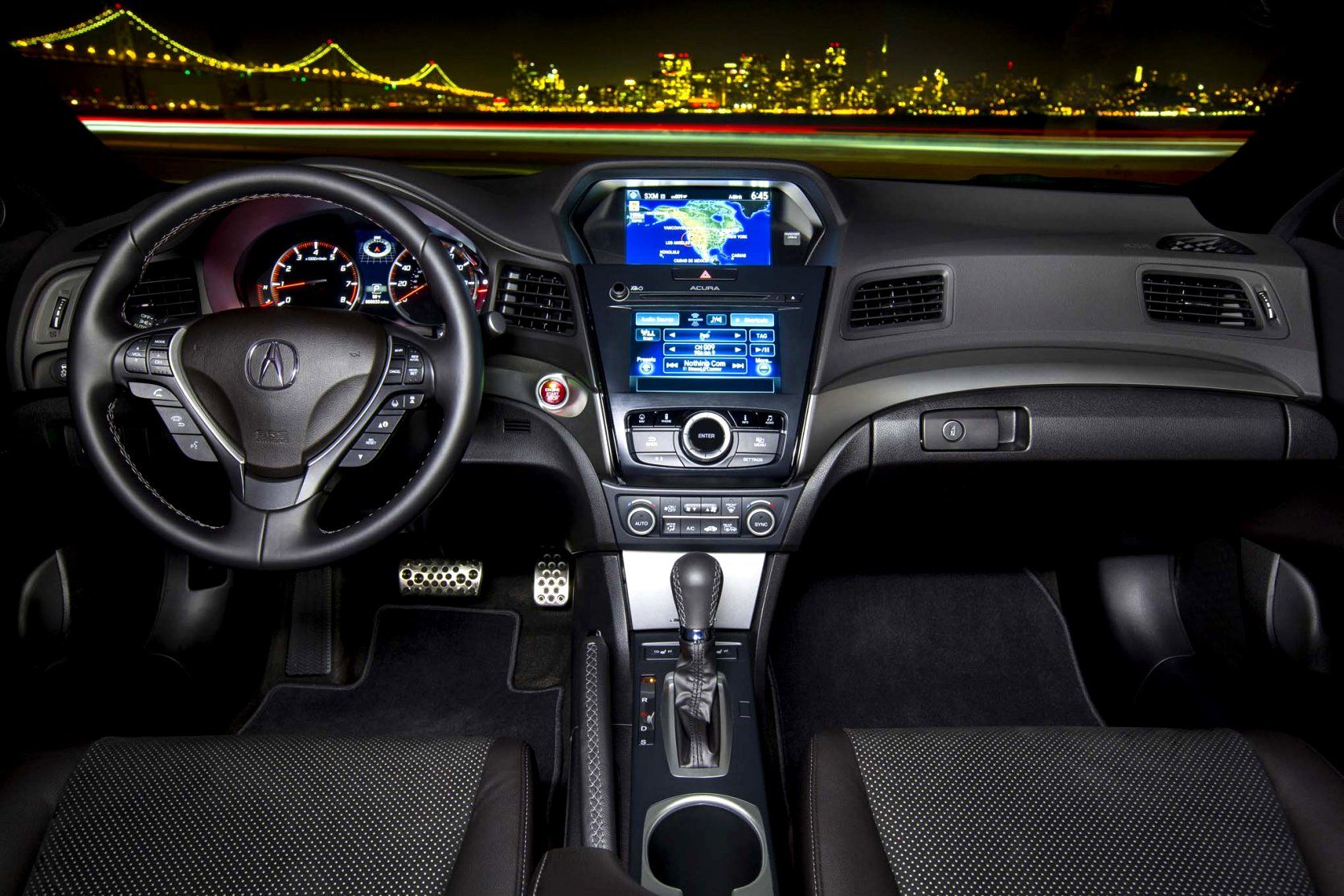 2020 Acura Ilx Interior New Review