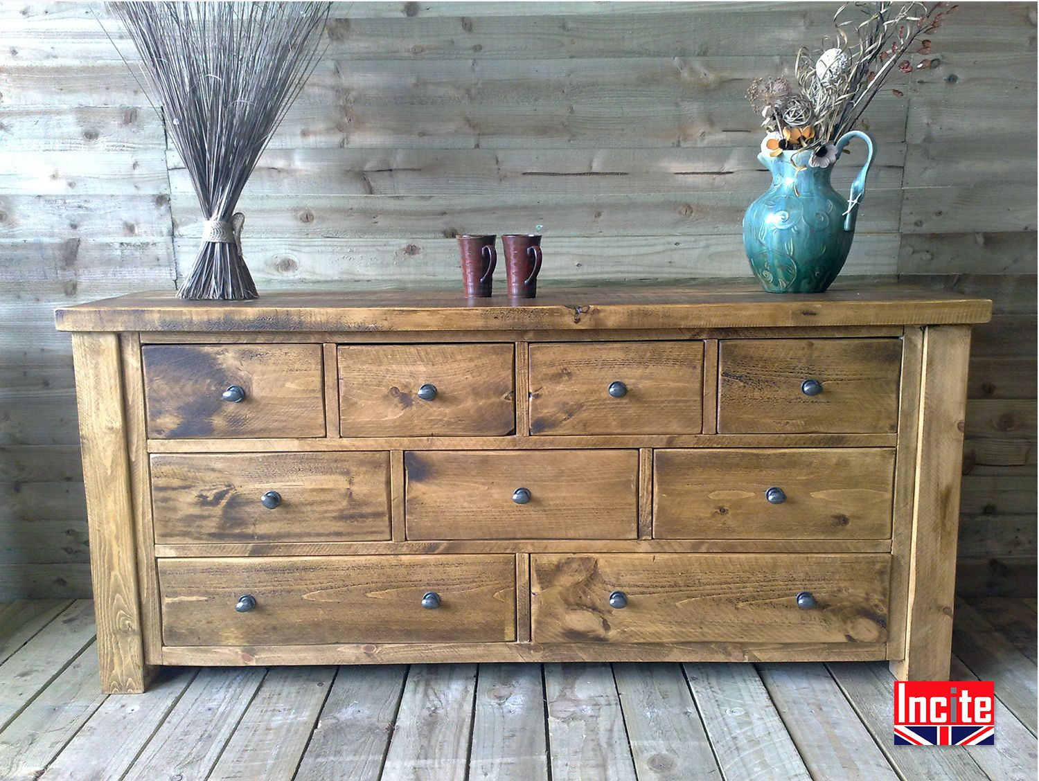 drawers of series wide long drawer ruri chest japanese cabinet ash