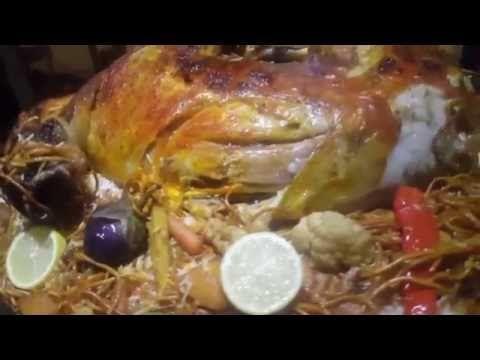 طلعة البر 3 طبخة المندي أبو فيصل وشلة الوناسة 13 ديسمبر 2016م Youtube Food Turkey Meat