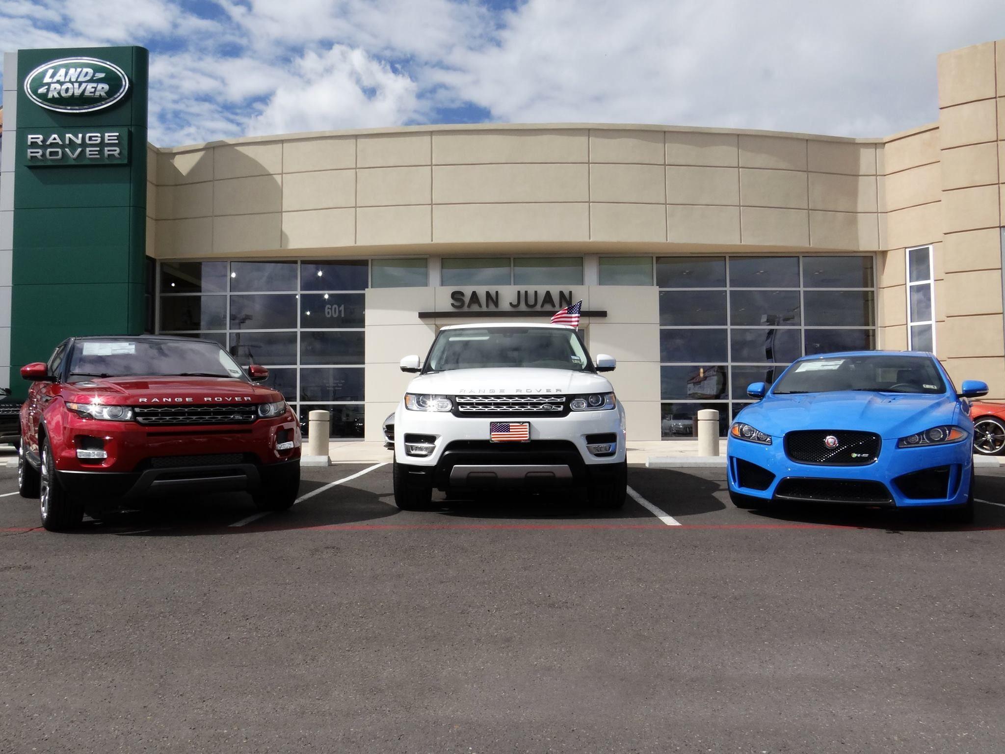 Range Rover San Juan >> Jaguar Land Rover San Juan Supports Team Usa Worldcup