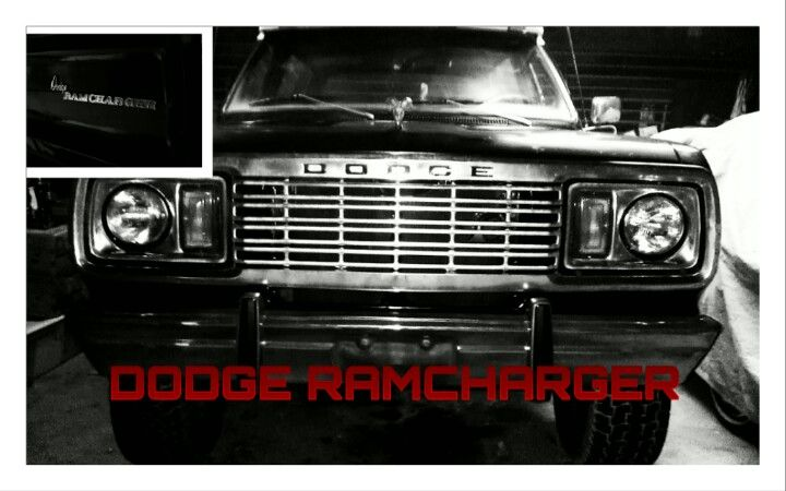1977 dodge ramcharger... if you value ur life as much as I do this truck don't mess with it! :-)