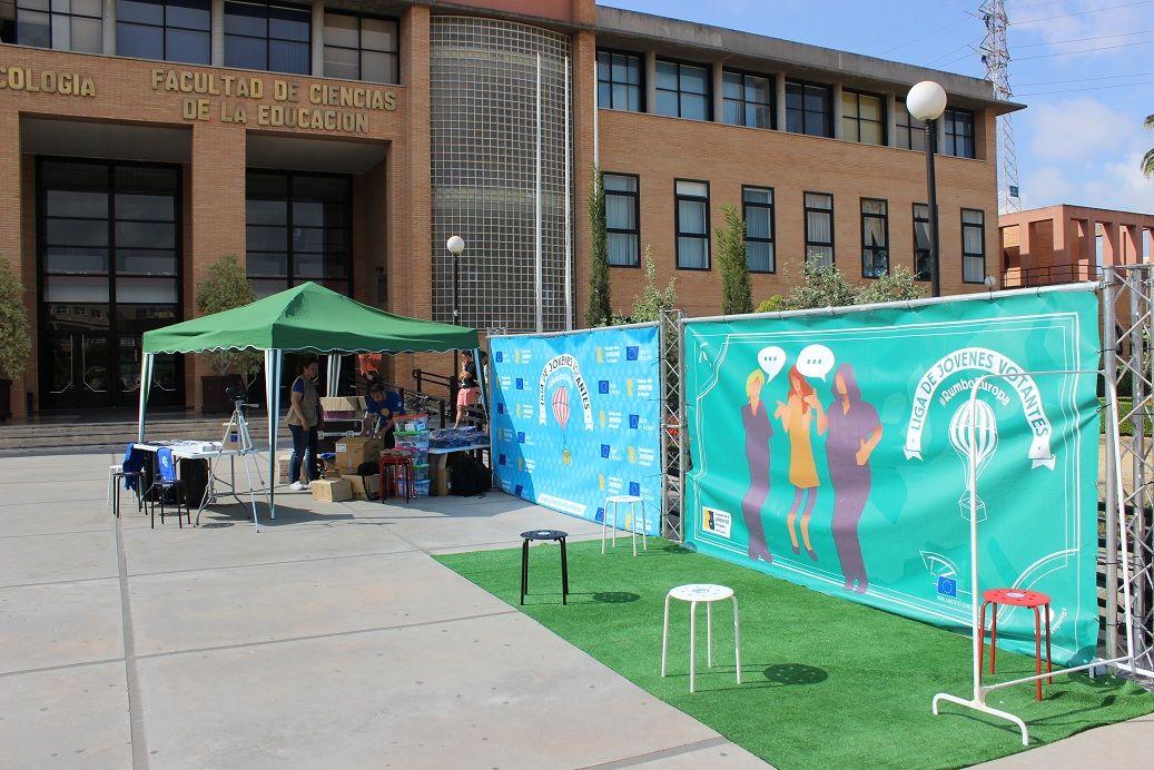 Universidad de Málaga #RumboEuropa