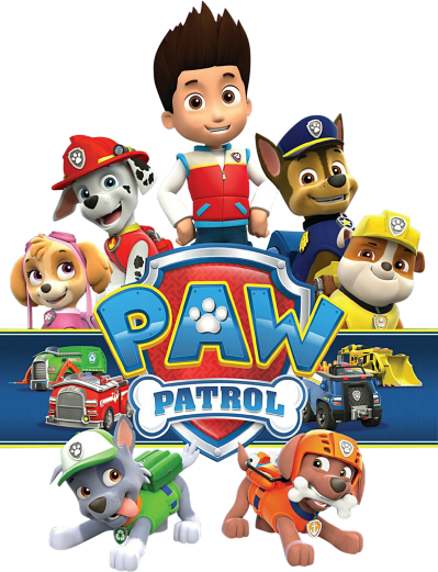 Paw Patrol Clipart For Free Download Paw Patrol Decorations Paw Patrol Birthday Paw Patrol Birthday Shirt