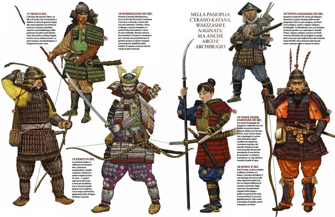 Samurai The Warrior Class Of Feudal Japan Japanese Warrior