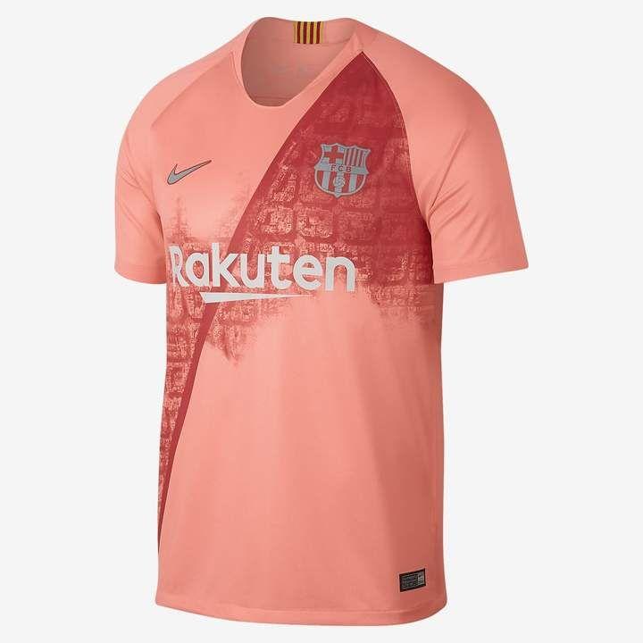 Nike 2018 19 FC Barcelona Stadium Third Men s Soccer Jersey ... 558259199f63d