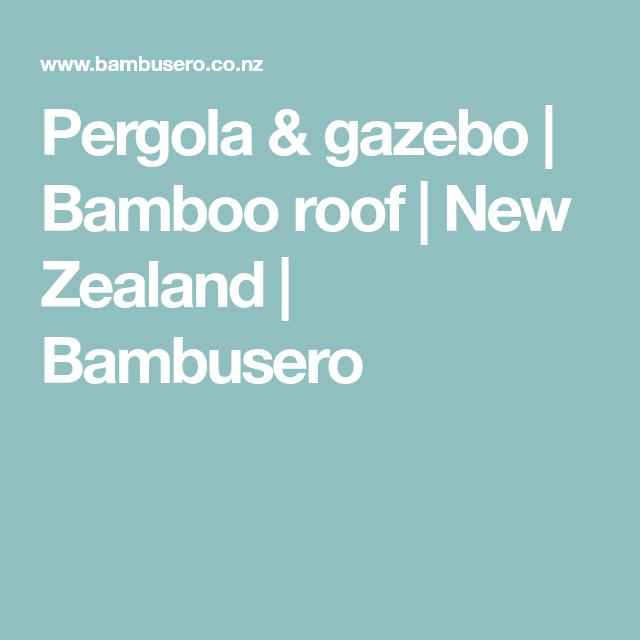 Pergola Designs New Zealand: Pergola & Gazebo