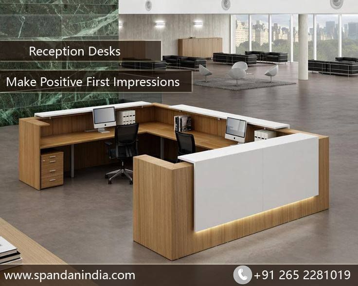 Receptiondesks Make Positive First Impressions Want To Create An Inviting Space In The Front O Recepciones Modernas Mostradores Recepcion Muebles De Recepcion