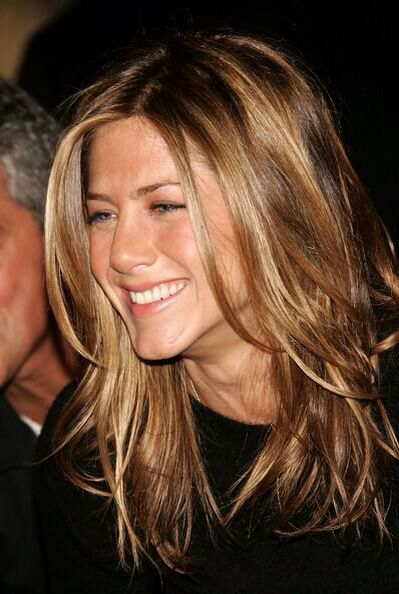 Loooove Jennifer Aniston Hair Color Jennifer Aniston Hair Jen Aniston Hair