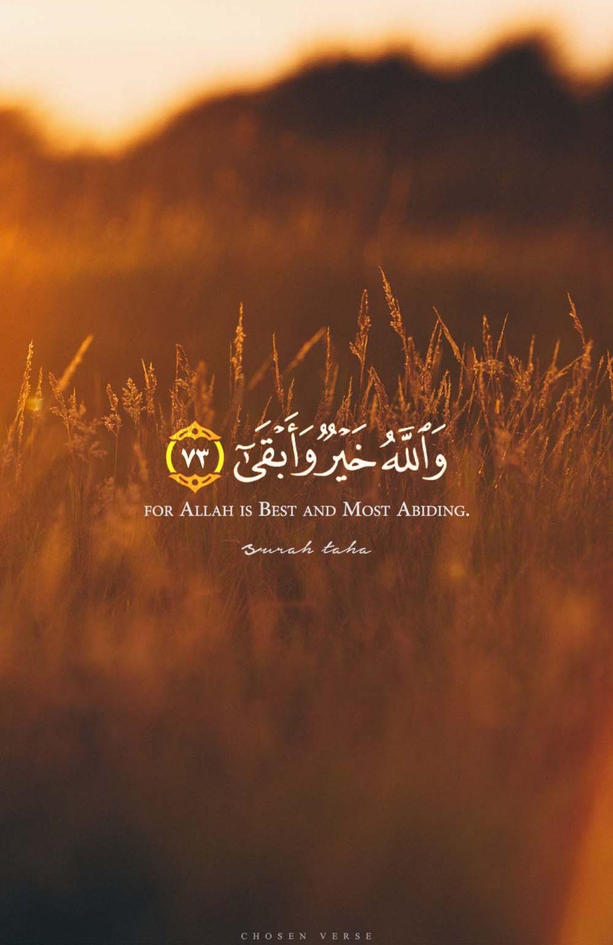 Surah Taha  Quran quotes love, Quran quotes inspirational, Quran